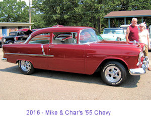 "Chevy's Best ""Car of the Year"" - Bobs '67 Chevy Nova"