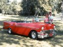 Dave & Hilda's '56 Convertible