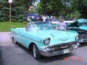 Dick & Laurie's '57 Belair Convertible