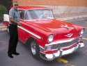 Don & Carolea's '56 Nomad