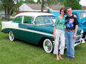 Steve & Sandy's '56 Chevy