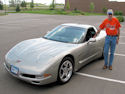 Terry & Cathie's '01 Corvette